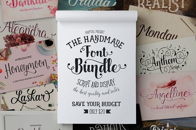 Handmade-Font-Bundle-Save-89