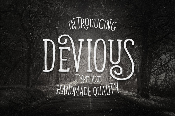 Devious-Font